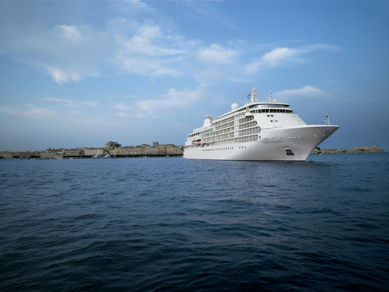 Silversea Managing Directors to Host Sailing on Renovated Silver Shadow