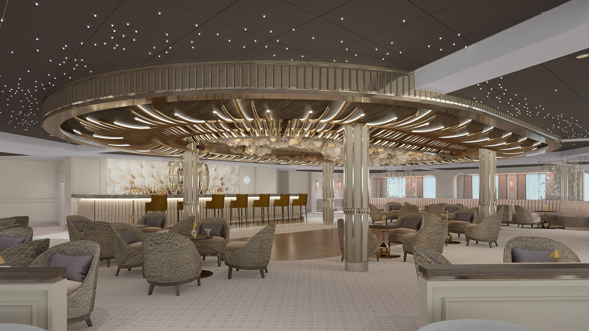 What to Expect From the Entertainment on the New Seven Seas Splendor