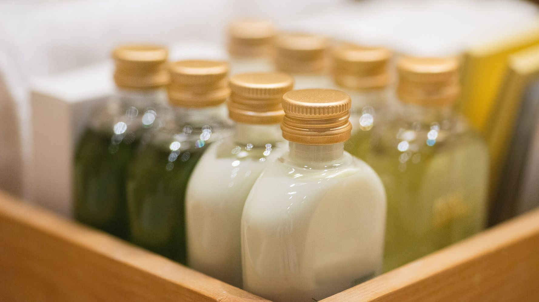 Those Tiny Hotel Shampoo Bottles May Soon Be A Thing Of The Past