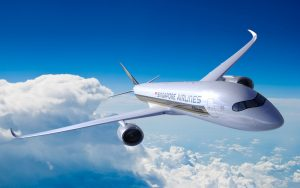 Singapore Airlines Announces Seattle-to-Singapore Flights
