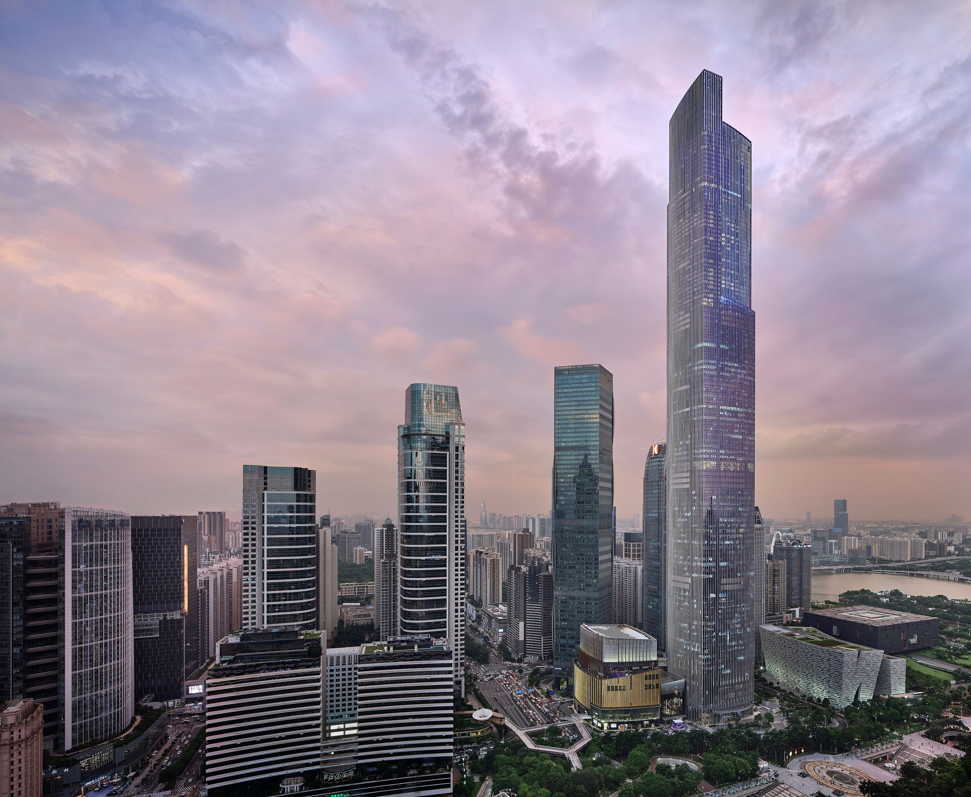 Rosewood Guangzhou Opens in Southern China