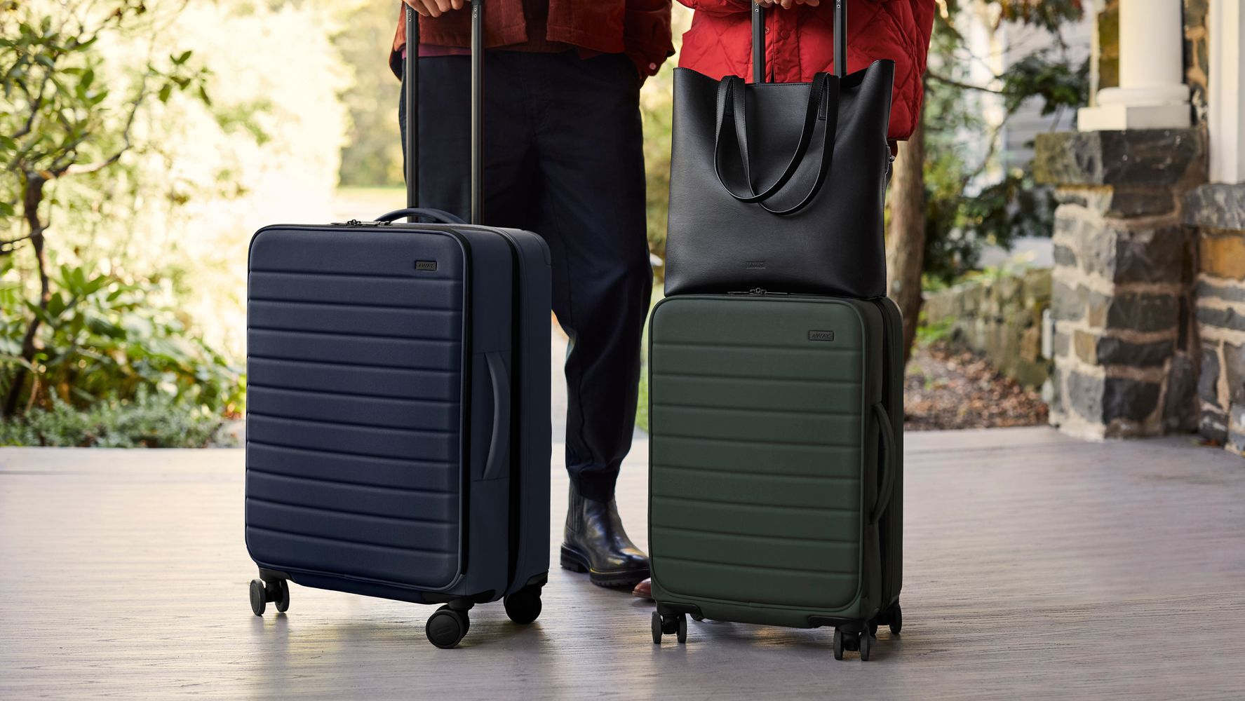 Away's New Soft-Sided Suitcases Are Made For Over-Packers