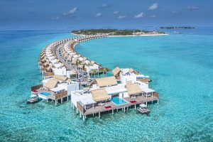 Emerald Maldives Resort & Spa Opens in the Maldives
