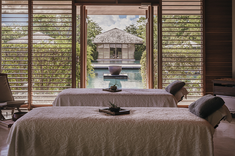 Amanyara Debuts New Wellness Immersions for 2020