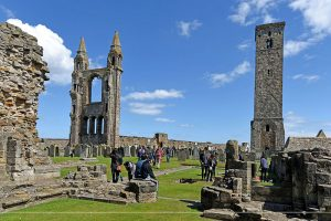 St. Andrews: Hit the Links, Books, and Beach