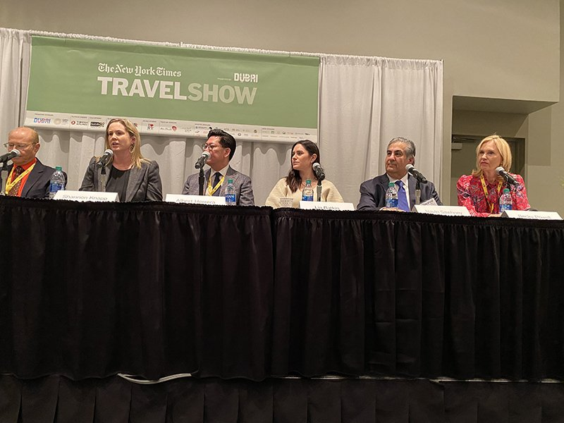 Defining Luxury at The New York Times Travel Show