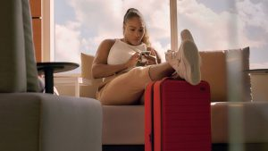 Serena Williams Just Launched An Away Luggage Collection