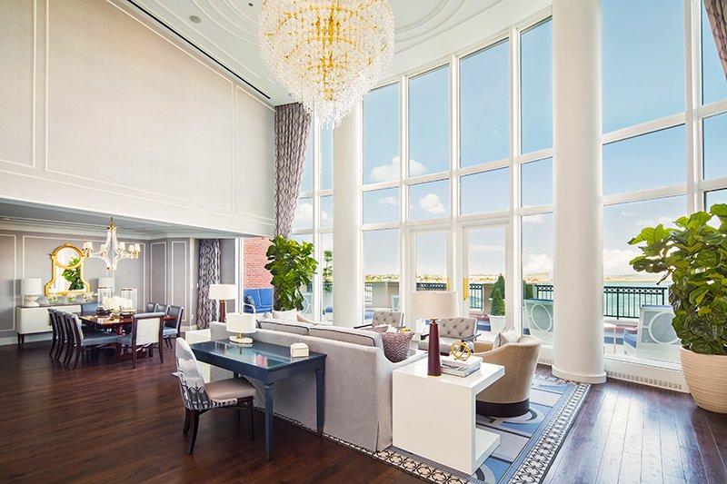 Six New Hotels Earn AAA's Five Diamond Designation