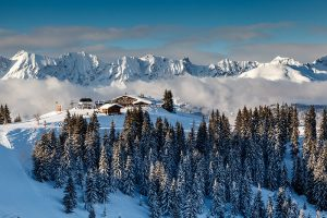 How Did One Hotel Help Megève Scale the Peak of Alpine Chic?