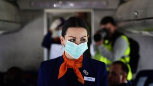 Flight Attendants Call For 'A Halt To All Leisure Travel' Amid Coronavirus