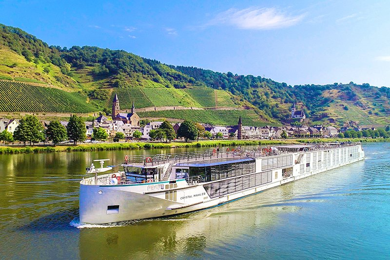 Crystal Unveils 2021 River Cruise Itineraries