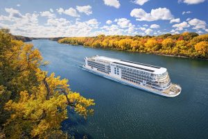 Vikings to Launch Ship on the Mississippi River