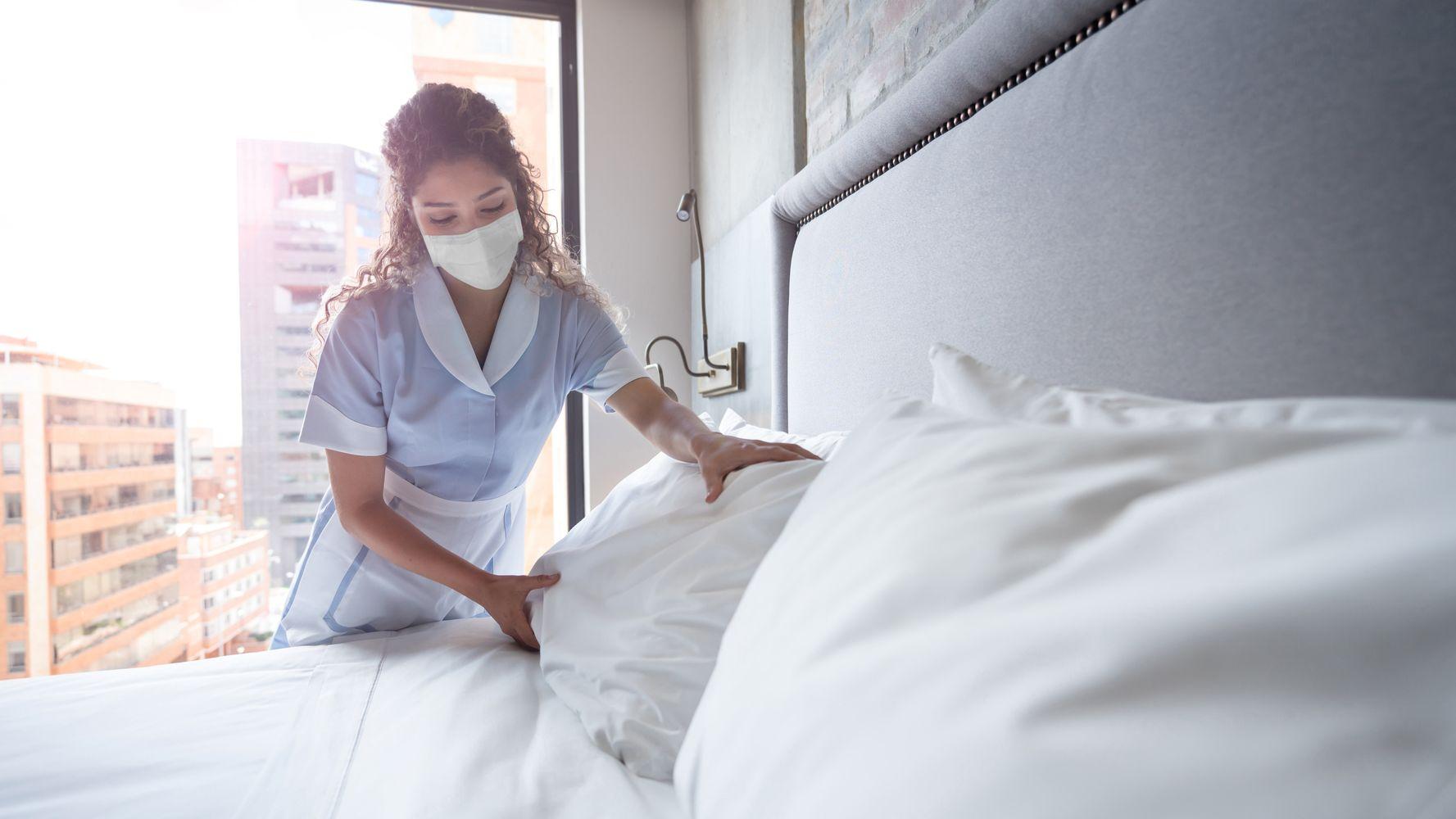 Experts Predict How Coronavirus May Change Hotel Stays