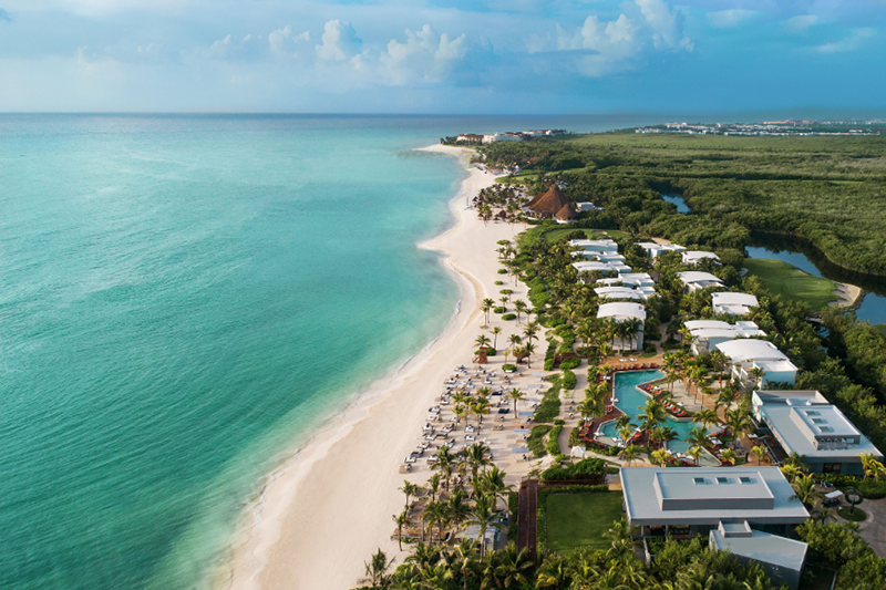 Andaz Mayakoba Reopens With Focus on Nature, Wellbeing
