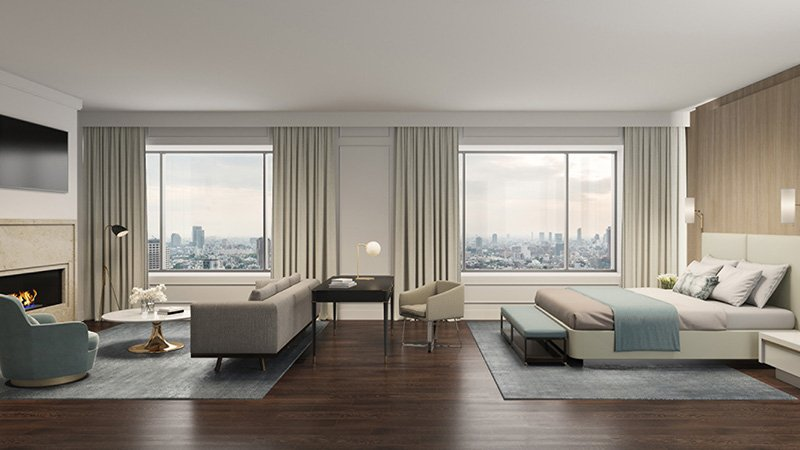 Four Seasons Hotel Chicago to Reopen This Fall Post-Renovation