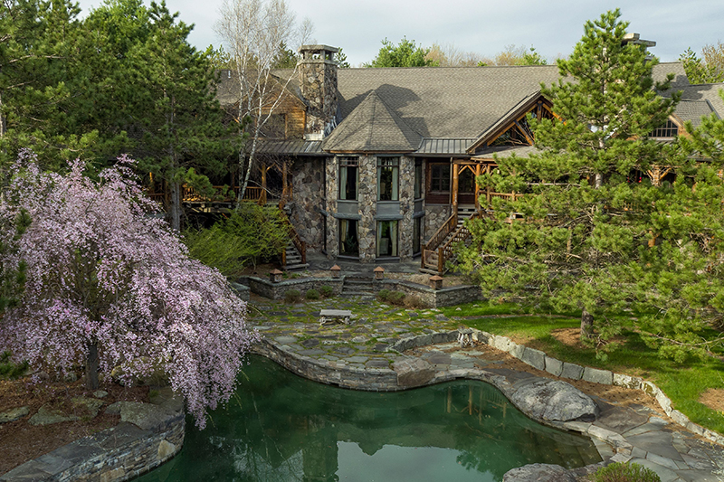 The Chatwal Lodge in New York's Catskills to Open April 1, 2021