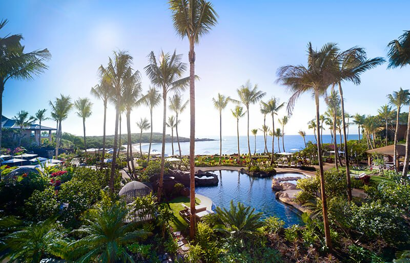 Lanai's Four Seasons Properties Reopen October 15