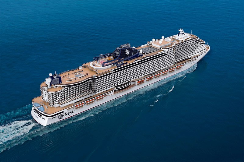 "MSC Cruises to Install ""Next-Gen"" Air Sanitation System on Ships"