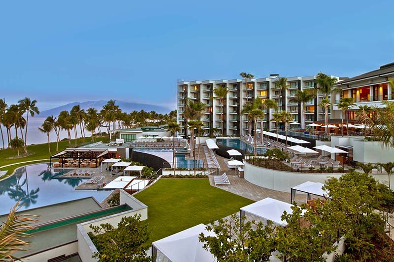 Andaz Maui at Wailea Resort Reopens to Travelers