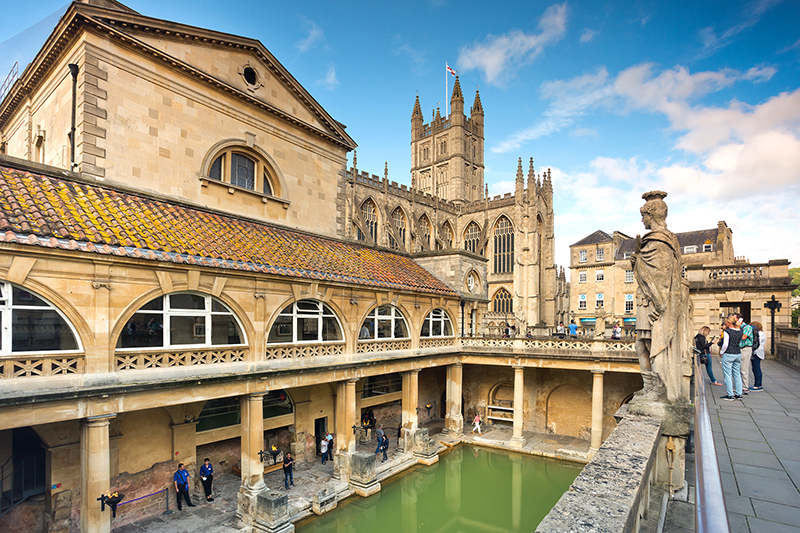 Bath: England's Cover Girl | Luxury Travel Advisor